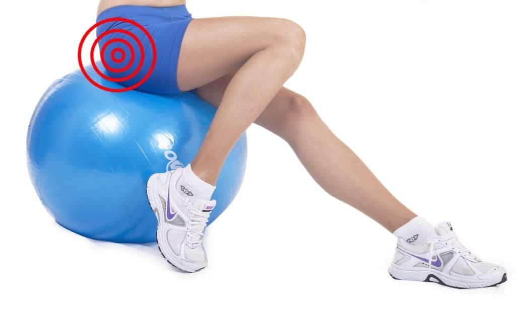 Douleur de hanche tendinite du moyen fessier comment la soigner et que faire