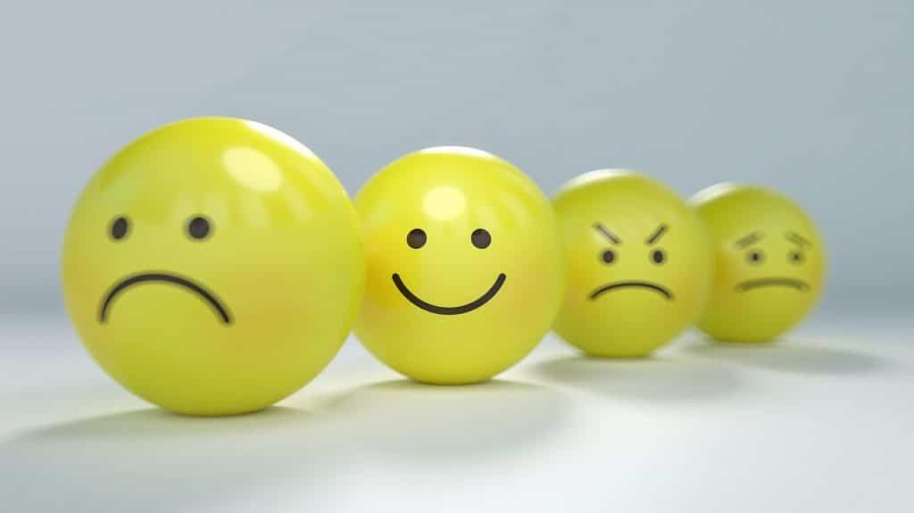 Smiley douleur soin amélioration tendinite hanche bonheur bien-être