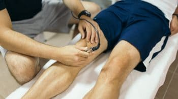 arthrose de genou traitement naturel onde de choc