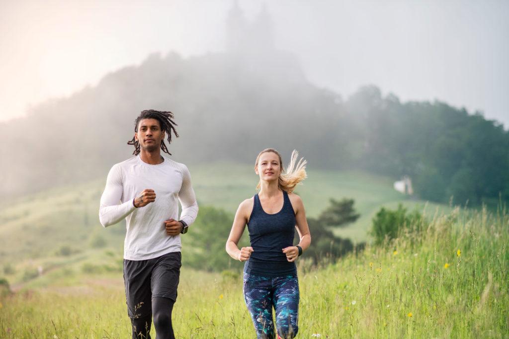 courir marathon corps santé bien-être
