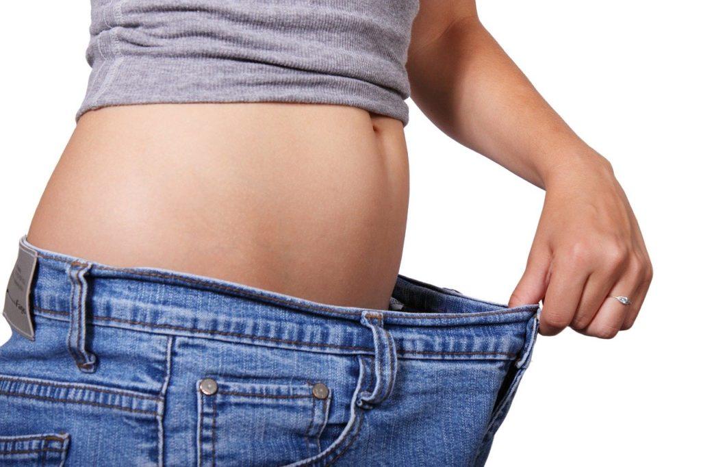 perte de poids jean taille ventre