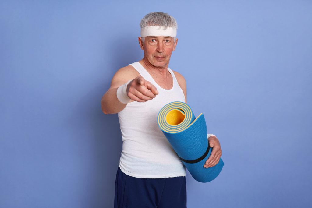 sénior sport activité physique renforcement musculaire pour retrouver la forme